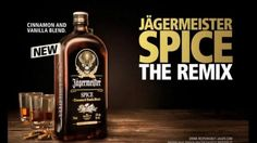 Everyone loves a good remix! Pick up Jagermeister's new Spice, a delicious blend of cinnamon and vanilla!