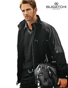 Bugatchi Uomo men's clothing available at JONATHAN Fashion clothing store. For more info, visit www.JONATHANFashion.com.