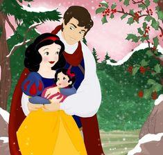 Disney Princess Families by: Grodansnagel - disney-princess Photo