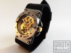 Industrial watch by GRIOTH