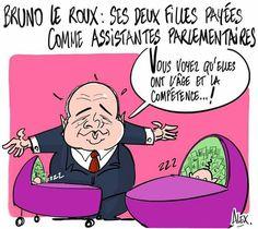 Alex (2017-03-22) France:   Bruno Leroux démissionne suite à  une enquête préliminaire sur les emplois de ses deux filles adolescentes. Infos: http://www.lemonde.fr/police-justice/article/2017/03/21/affaire-bruno-le-roux-le-parquet-national-financier-ouvre-une-enquete-preliminaire-sur-les-emplois-des-filles-du-ministre-a-l-assemblee_5098389_1653578.html