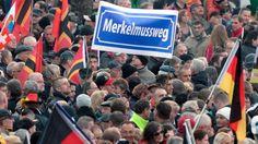 Allemagne: l'anniversaire de Pegida ravive les divisions sur la question des réfugiés