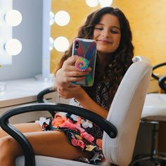 I love using PopGrips from Claire's to take selfies! Visit a Claire's store near you to check out all of their exclusive Annie Angel, Annie Lablanc, Julianna Grace Leblanc, Hayley Leblanc, Young Celebrities, Celebs, Bratayley Hayley, Annie And Hayden, New Profile Pic