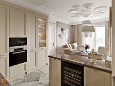 New Apartment Interior Design Diy Projects Ideas Modern Outdoor Kitchen, Modern Farmhouse Kitchens, Farmhouse Kitchen Decor, Apartment Interior Design, Interior Exterior, Interior Design Kitchen, Interior Ideas, Kitchen Styling, House Design