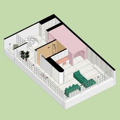 Depto.Atelier Arquitecto de proyecto y renders arq. Mauro Muñoz @_.mauro.munoz._ Mendoza,
