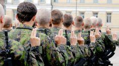 12,000 new conscripts start #Finnish military service