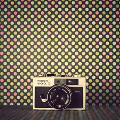 ricoh 500 | #vintage #camera
