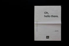 The CV Tabloid - Editorial Design