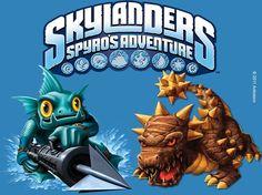 SKYLANDERS SPYRO'S ADVENTURE coloring pages