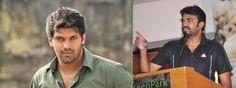 Director Vijay talks about his next with Arya