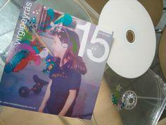 los 15 da la vichu, album de fotos en cd