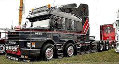ideas new scania truck Big Rig Trucks, Show Trucks, Corvette Cabrio, Chevrolet Corvette, Custom Big Rigs, Custom Trucks, Carl Benz, Benne, Car Camper