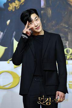 Handsome Korean Actors, Handsome Anime Guys, Handsome Boys, Cute Asian Guys, Hot Asian Men, Asian Celebrities, Asian Actors, Drama Korea, Korean Drama