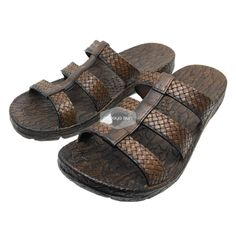 bdba3672eeb3 Summer Brown Pali Hawaii Sandals