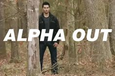 Derek Hale the best alpha