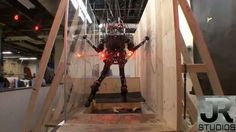 New 2013 DARPA Building Real Life Terminators Military Robots [Video]