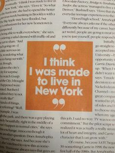 I think I was made to live in New York #NYC #home LOL...but my hubby moved me south!