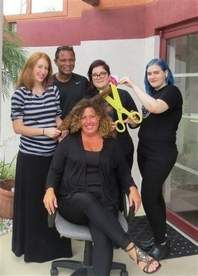 Good Causes: Micheline SalonSpa, will conduct its annual Back To School Cut-A-Thon on Aug. 10. Proceeds will benefit Heartland For Children, an agency that promotes the prevention of child abuse and oversees the provision of services for children who have been abused and/or neglected. Love Is An Action, Food Drive, 28 Years Old, Good Cause, Heartland, Back To School, Benefit, Concert, News