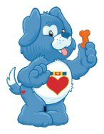 Loyal Heart Dog: i love very much this care bear cousin :)