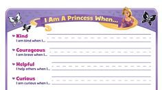 Sofia the First: The Curse of Princess Ivy Activity Sheet