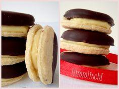 Zum Abschluss meiner heurigen Plätzchenbäckerei ( Heidesand , Schoko-Linsen Kekse , Apfelsterne , Schwarz-Weiß Gebäck , Hafer-Kokos Cookies...