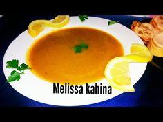 Cuisine Melissa kahina Soupe de poisson مطبخ ميلسا كهينا حساء او شوربة السمك بكل احترافية - YouTube