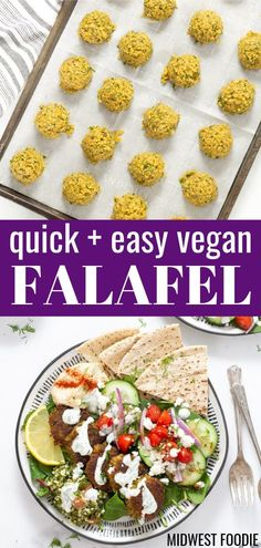 You are only 40 minutes away from delicious homemade falafel! This is my secret family recipe, but I thought it was time to share it with you! Lunch Recipes, Vegetarian Recipes, Dinner Recipes, Cooking Recipes, Healthy Recipes, Smoothie Recipes, Yummy Recipes, Holiday Recipes, Dinner Ideas