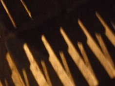 Shadow, light, caught identity of the mystery. Photo by Ros Moreton