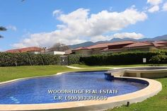 Santa Ana Costa Rica luxury home in Hacienda Del Sol for rent $5.000 great amenities in this gated community located near Via Lindora
