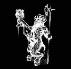 T-shirt Four Horsemen of the Apocalypse Death Demonic Satanic Satanism Demon Dev
