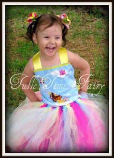 Tutu Dora Birthday Princess Party Dress I would love this for Anika