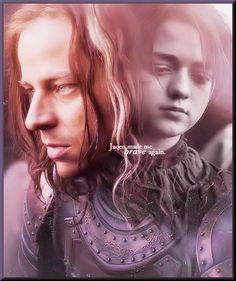 Jaqen & Arya