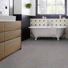 Vinyl belegg våtrom Loft, Plank, Bathtub, Modern, Bathroom, Home Decor, Environment, Bath Tub, Gotha