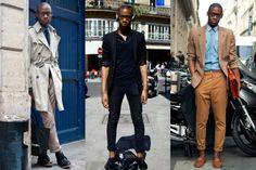Mboko Ndimba Mobutu - Parisian Influence #fashion #menswear
