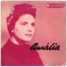 "7"" 45RPM Amalia EP by Amalia Rodrigues from Columbia (SEG 7922)"
