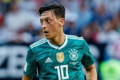 Mesut Ozil told to quit international duty by father after being booed by Germany fans