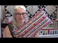 Changing your decorative pillows is quick and easy, with this envelope style, no sew pillow back!