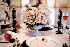 Web Chanel Table Centerpiece Bridal Shower Themes: Chanel Inspiration