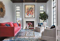Living Room Ideas & Designs by High Fashion Home