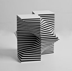 Geometric Origami, Visual Aesthetics, Cardboard Sculpture, Principles Of Design, Abstract Sculpture, Sculpture Art, Parametric Design, Arch Model, Paper Artwork