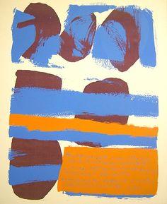Sister Corita, 1963. I love this color combination! :) Sister Mary Corita Kent serigraph