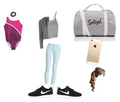 """Bratayley's Annie outfit"" by janice-keeney on Polyvore featuring art"