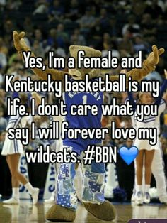 Love my Cats Uk Wildcats Basketball, Basketball Is Life, Kentucky Basketball, Kentucky Athletics, Kentucky Wildcats, Psycho Quotes, Devin Booker, Go Big Blue, My Old Kentucky Home