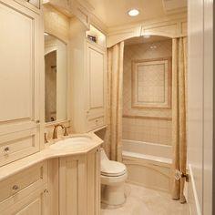 Shower/tub moulding