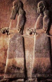 CABIDÊ: História da Indumentária - Mesopotâmia