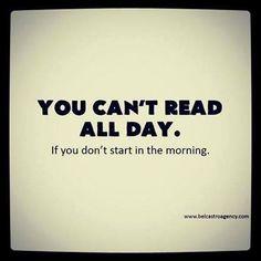 Start early! #reading #books