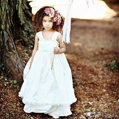 Beautiful Edens Bouquet Heirloom dress