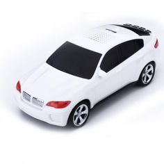 Car Shape Mini Portable Wireless Bluetooth Speaker