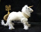 Stunning Unicorn Posable Art Doll Soft Magical Hand Made One of A Kind