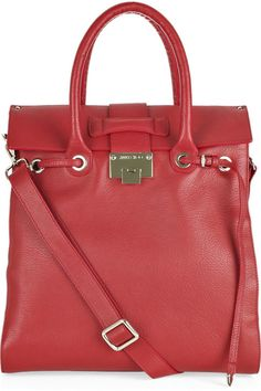 jimmy-choo-rosabel-grained-leather-tote